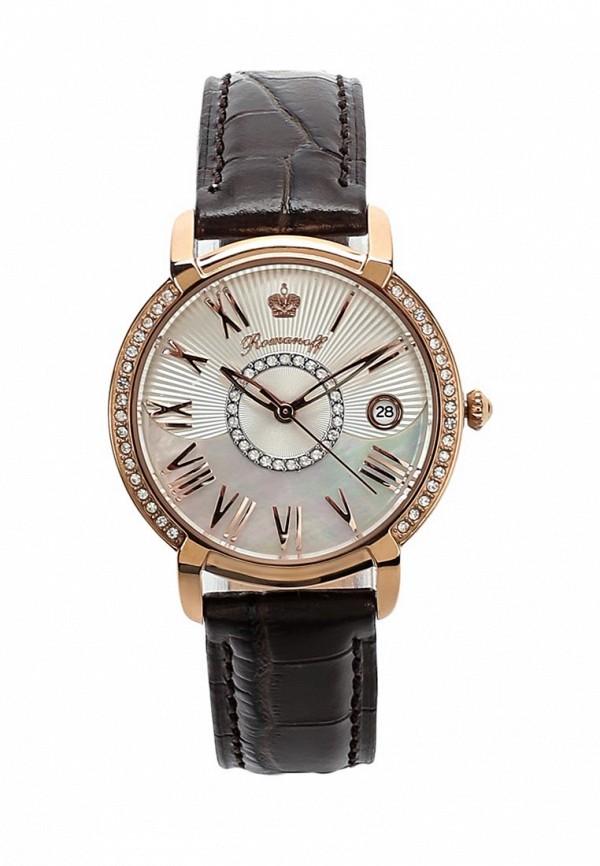 Часы Romanoff, RO003DWSBS35, коричневый, Весна-лето 2018  - купить со скидкой