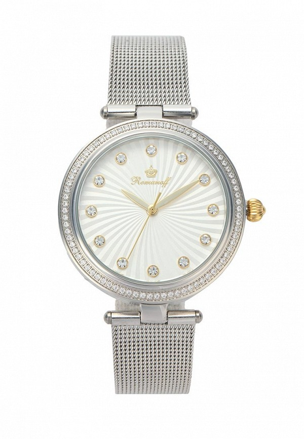 Купить Часы Romanoff, RO003DWYDU72, серебряный, Весна-лето 2018