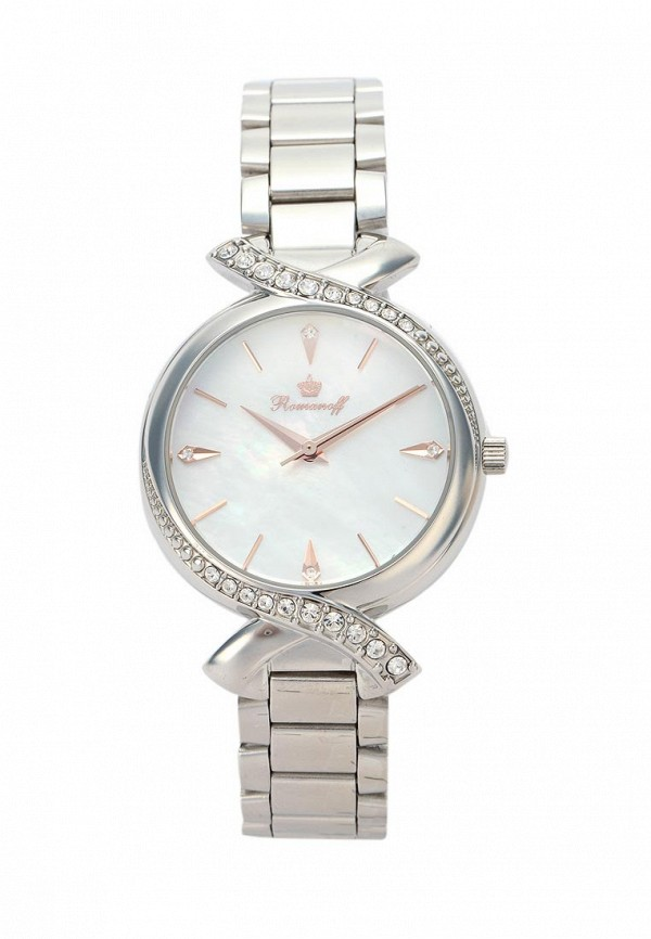 Купить Часы Romanoff, RO003DWYDU93, серебряный, Весна-лето 2018