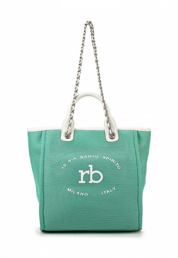 Текстильная сумка Roccobarocco RBBS0FQ01693