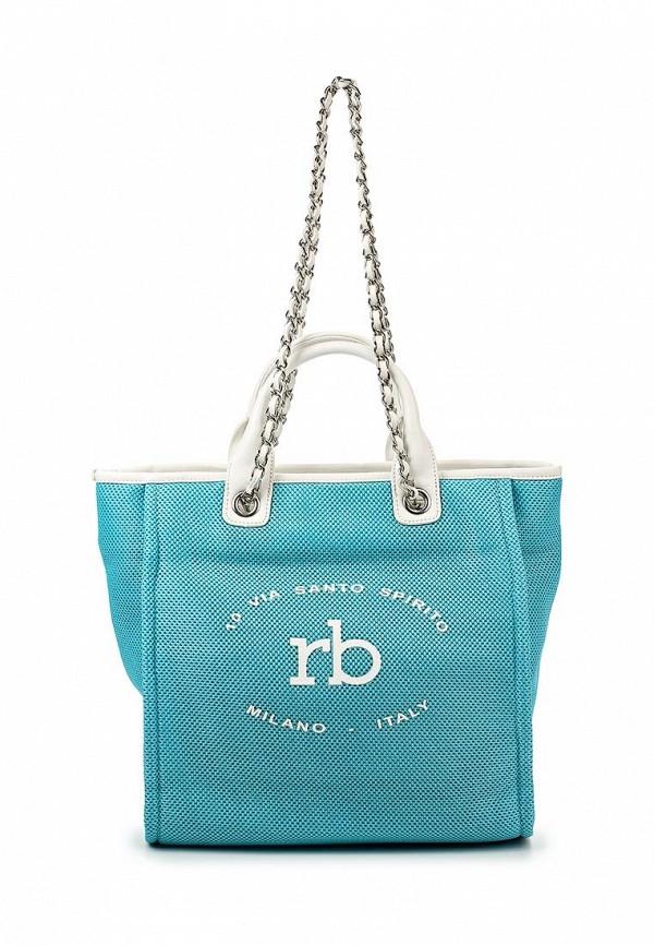 Текстильная сумка Roccobarocco RBBS0FQ01M68
