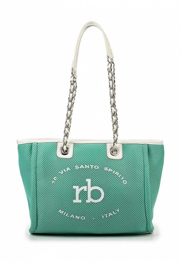 Текстильная сумка Roccobarocco RBBS0FQ02693