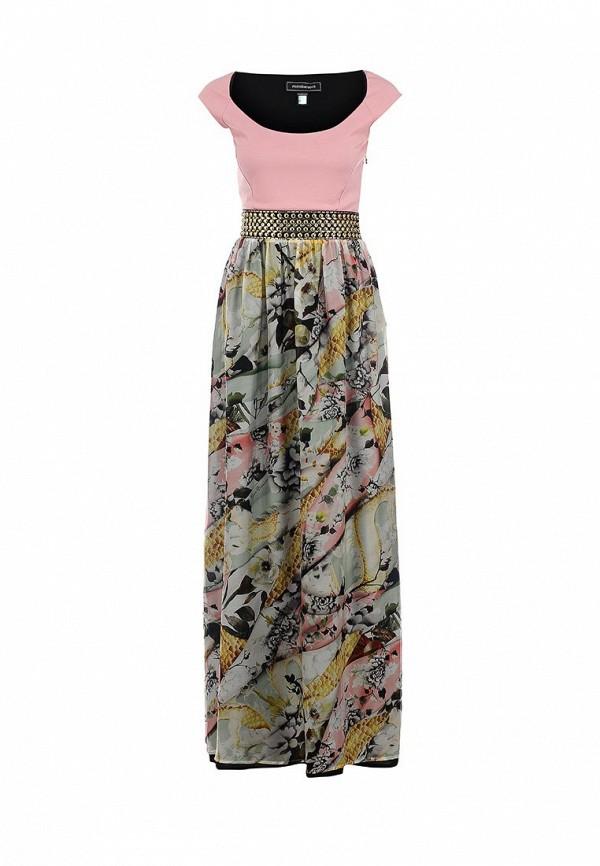 Платье-макси Roccobarocco A092R