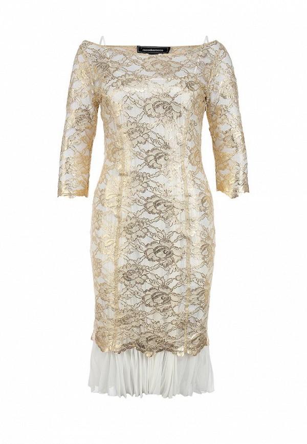 Платье-миди Roccobarocco A064P