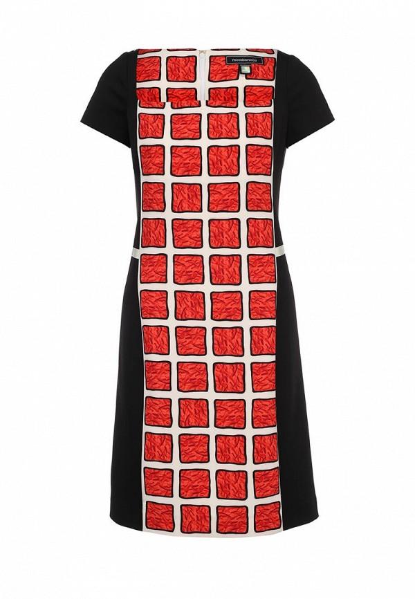 Платье-миди Roccobarocco A033
