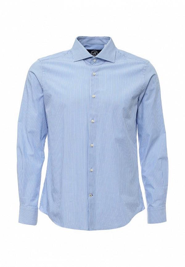 Рубашка с длинным рукавом Royal Polo CARDIFF_AZZURRO
