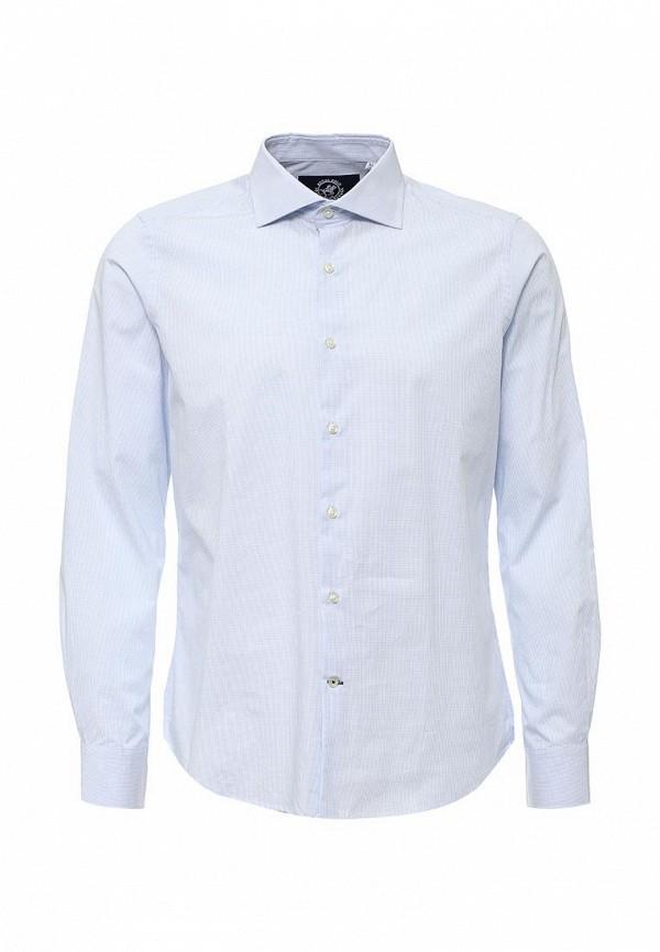 Рубашка с длинным рукавом Royal Polo LIVERPOOL_AZZURRO
