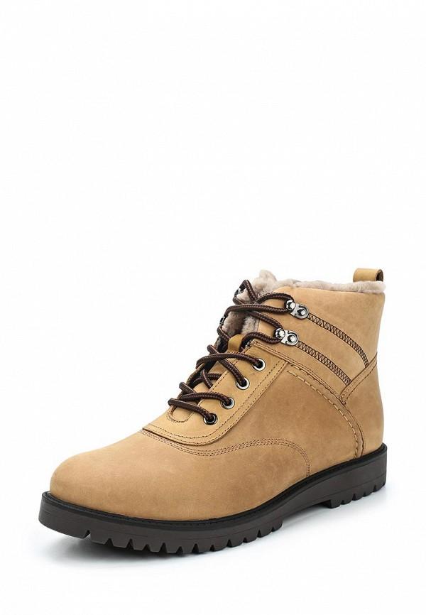 Фото - мужские ботинки и полуботинки Rosconi коричневого цвета