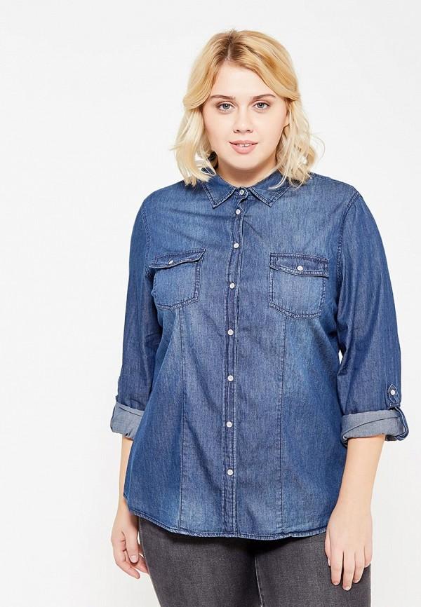 Рубашка джинсовая Rosa Thea Rosa Thea RO043EWXKF75 цена и фото