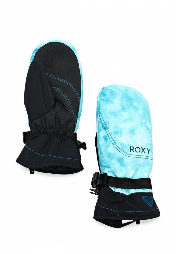 Варежки горнолыжные Roxy Roxy RO165DWVOE68 roxy kids круг на шею flipper fl001 для купания малышей 0 roxy kids