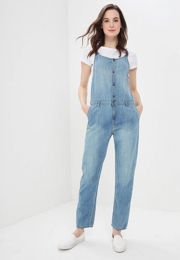 Фото Комбинезон джинсовый Roxy. Купить с доставкой