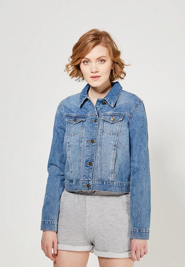 Купить Куртка джинсовая Roxy, RO165EWAKDX0, голубой, Весна-лето 2018
