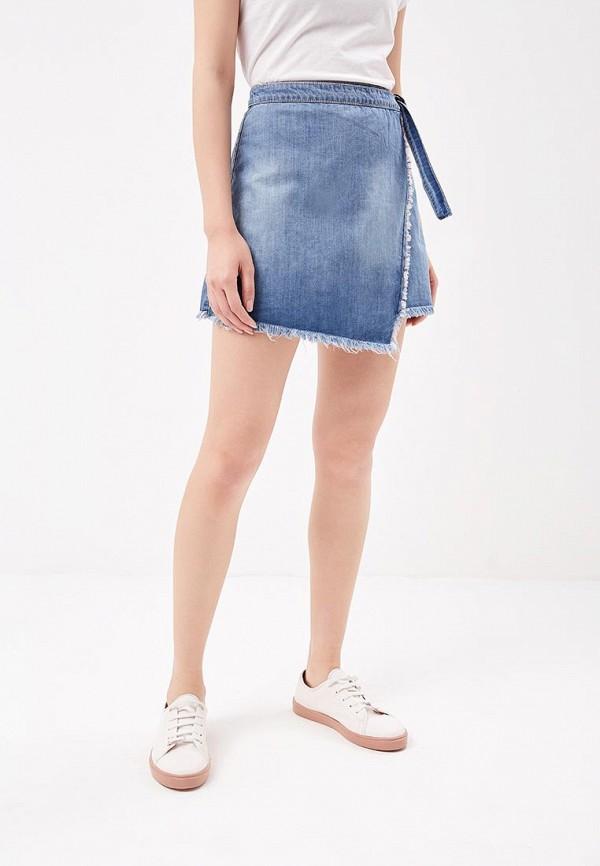 Фото Юбка джинсовая Roxy. Купить с доставкой