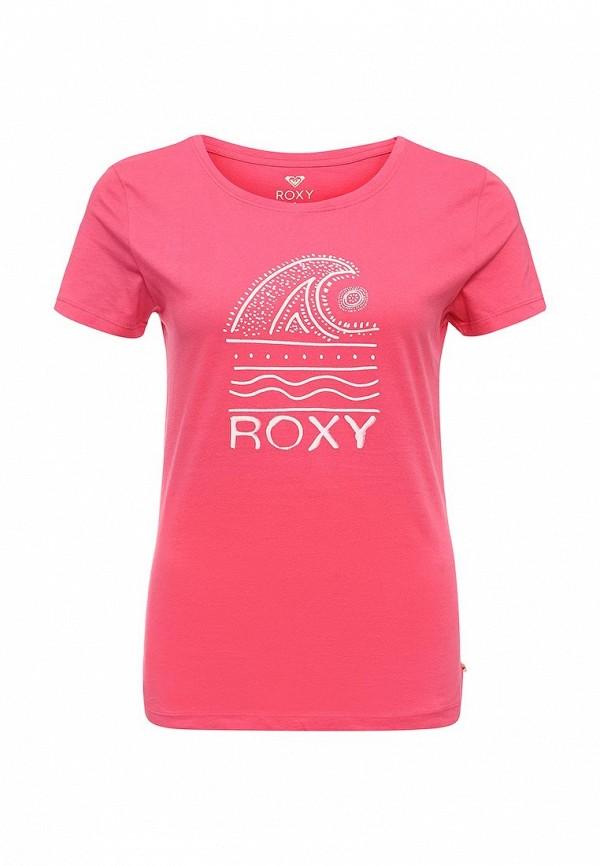 Футболка с надписями Roxy (Рокси) ERJZT03585