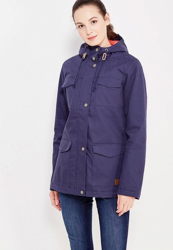 Куртка утепленная Roxy Roxy RO165EWVOG15 куртка горнолыжная roxy roxy ro165ewvoi20