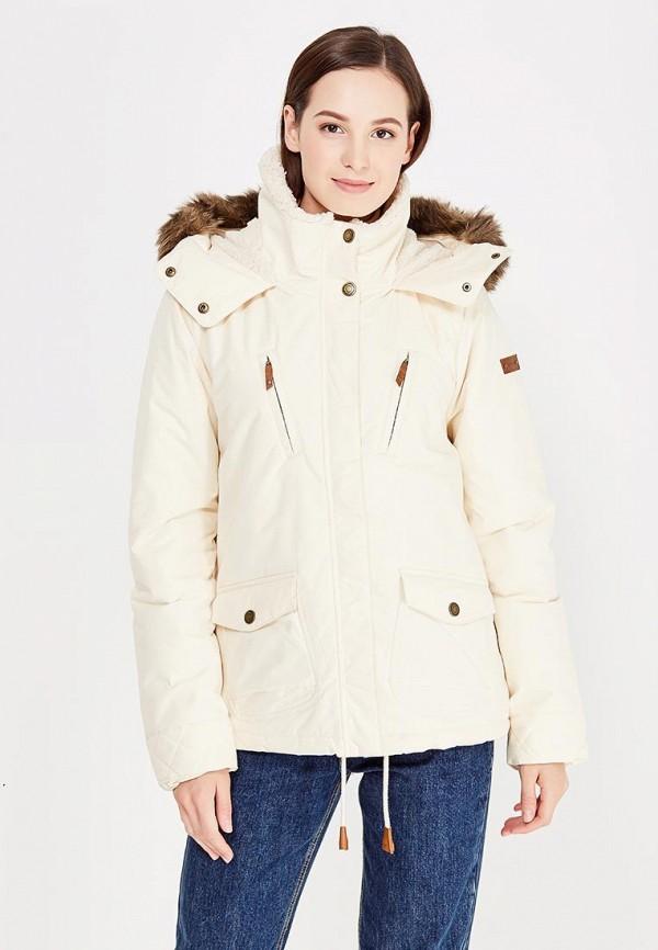 Куртка утепленная Roxy Roxy RO165EWVOG18 куртка горнолыжная roxy roxy ro165ewvoi20
