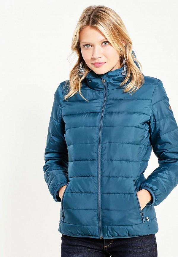 куртка женская roxy billie цвет бирюзовый erjtj03121 bfk0 размер s 42 Куртка утепленная Roxy Roxy RO165EWVOG19