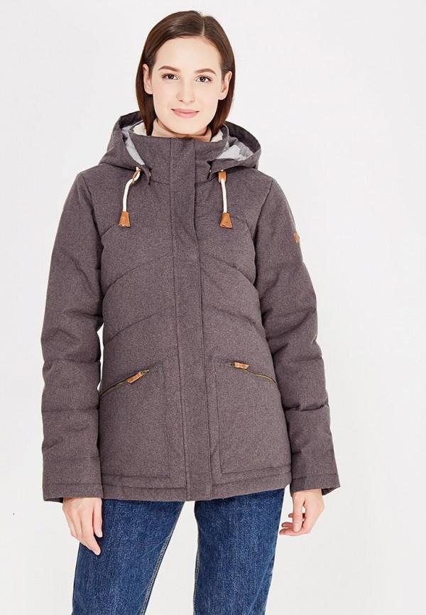 Куртка утепленная Roxy Roxy RO165EWVOH28 куртка горнолыжная roxy roxy ro165ewvoi20