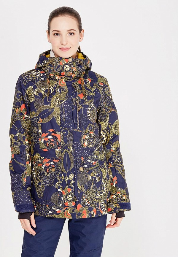 Куртка горнолыжная Roxy Roxy RO165EWVOI14 куртка горнолыжная roxy roxy ro165egvoj95