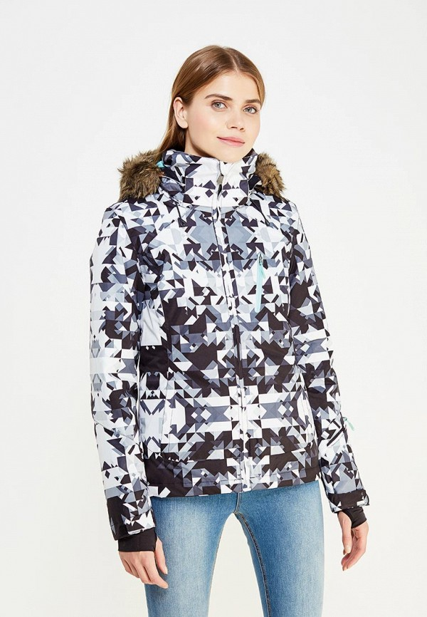 Куртка горнолыжная Roxy Roxy RO165EWVOI15 куртка горнолыжная roxy roxy ro165ewvoi15