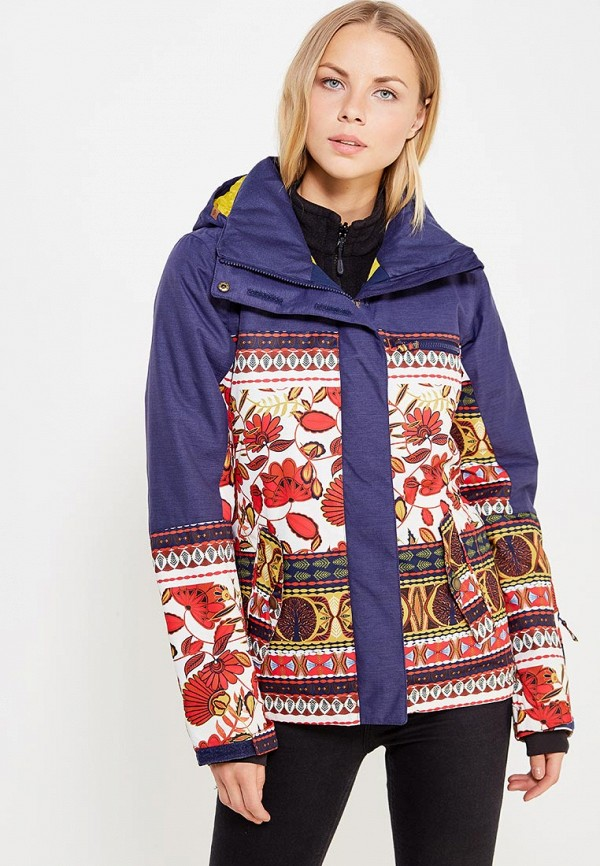 Куртка горнолыжная Roxy Roxy RO165EWVOJ43 куртка горнолыжная roxy roxy ro165ewvoi20