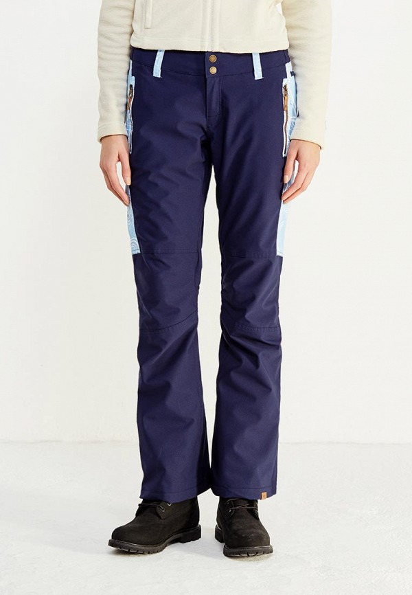 Брюки горнолыжные Roxy Roxy RO165EWVOJ47 burton брюки m twc headliner pt мужские горнолыжные синий