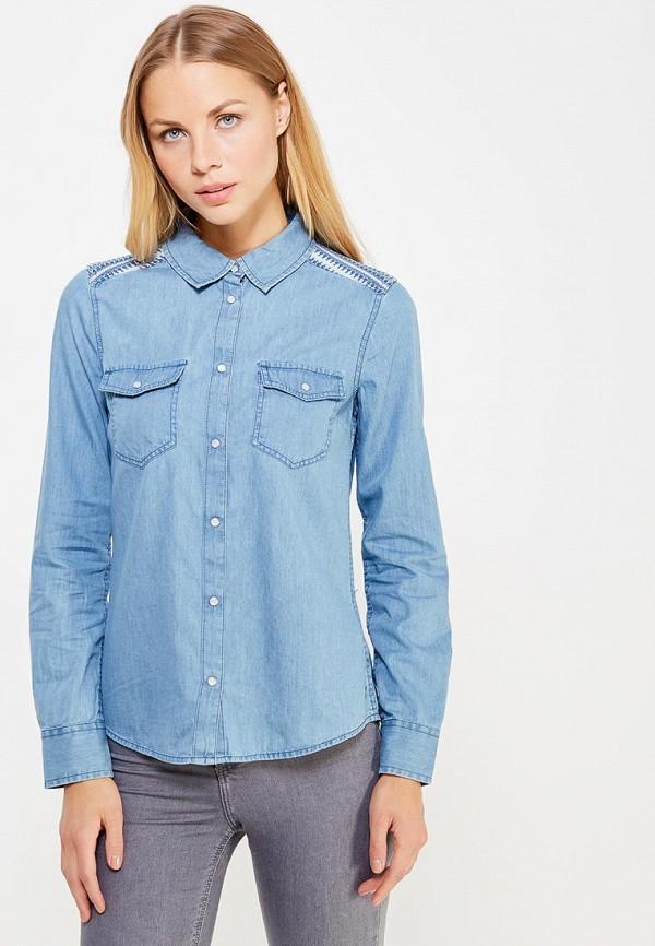 Рубашка джинсовая Roxy Roxy RO165EWVOJ86 roxy kids круг на шею flipper fl001 для купания малышей 0 roxy kids