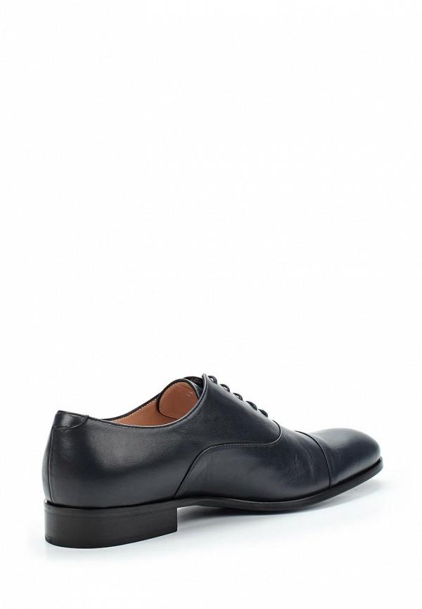 Фото 2 - мужские туфли Roberto Botticelli синего цвета