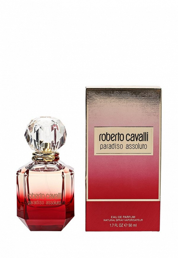 Парфюмированная вода Roberto Cavalli 75997041000