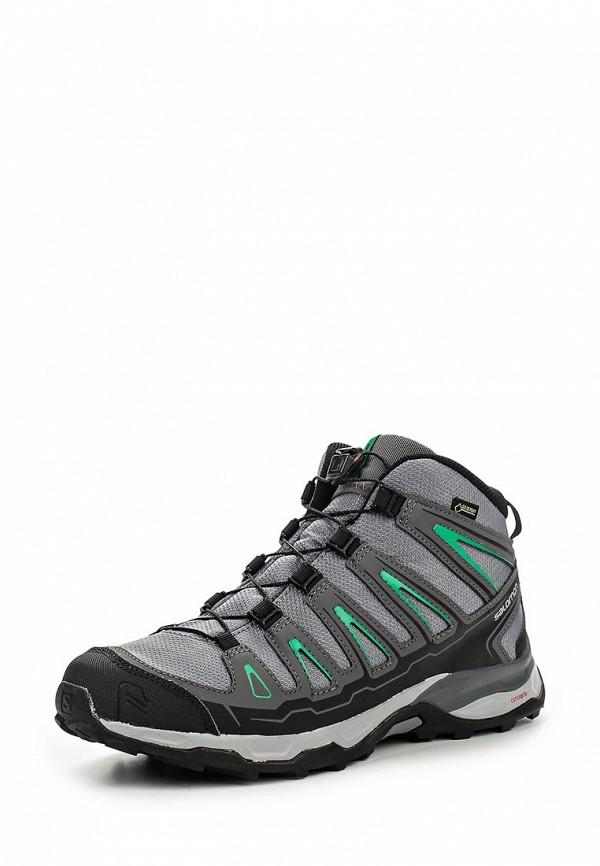 Ботинки для мальчиков SALOMON (Саломон) L37912100