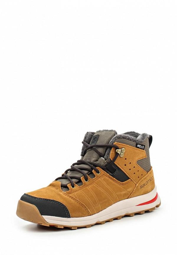 Ботинки для мальчиков SALOMON (Саломон) L39028800