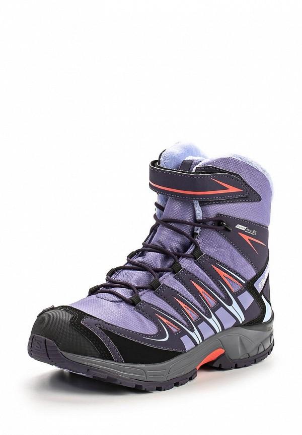 Ботинки для мальчиков SALOMON (Саломон) L39029100