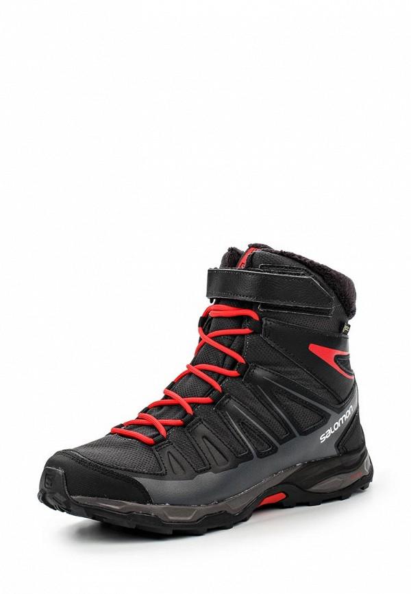 Ботинки для мальчиков SALOMON (Саломон) L39186700