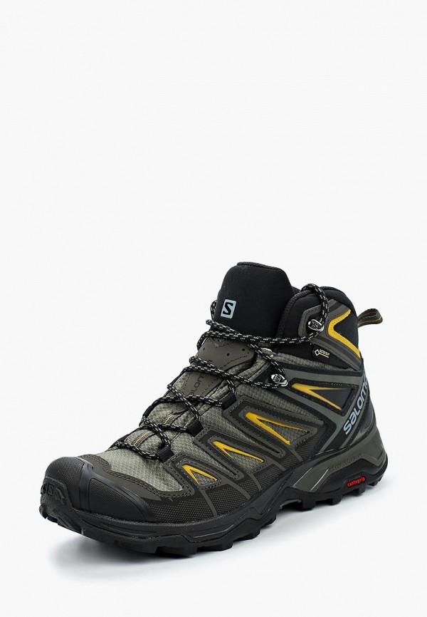 Ботинки трекинговые Salomon Salomon SA007AMBOIK9 ботинки salomon salomon sa007awjjl04
