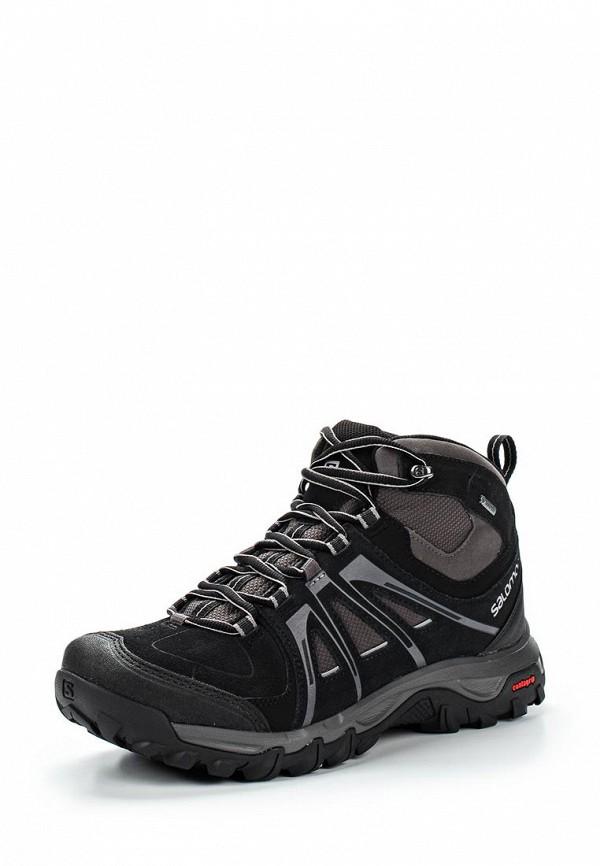 Спортивные мужские ботинки SALOMON (Саломон) L37690900