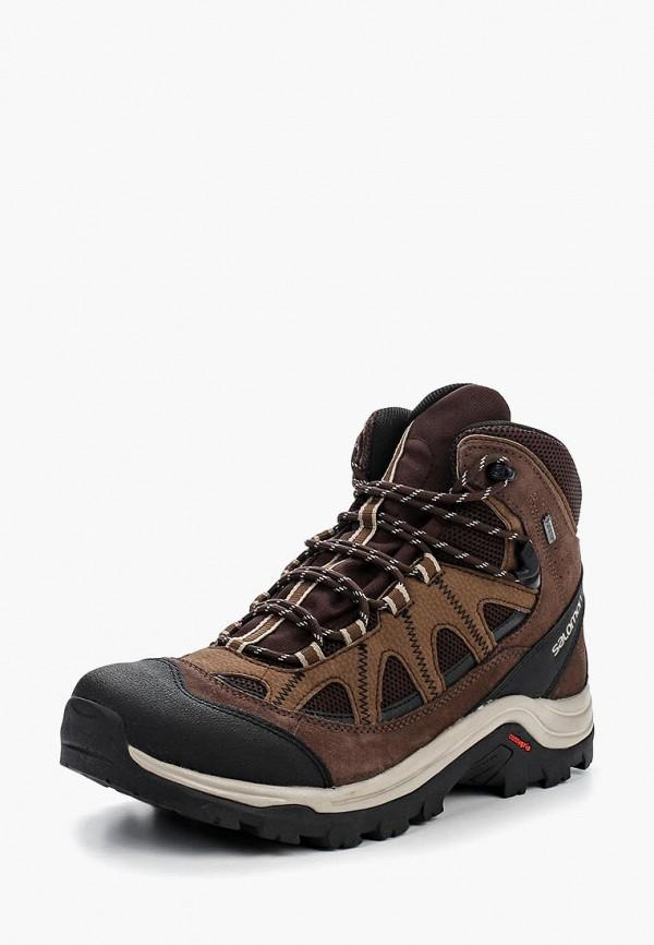 Ботинки трекинговые Salomon Salomon SA007AMPRW32 ботинки salomon salomon sa007awjjl04