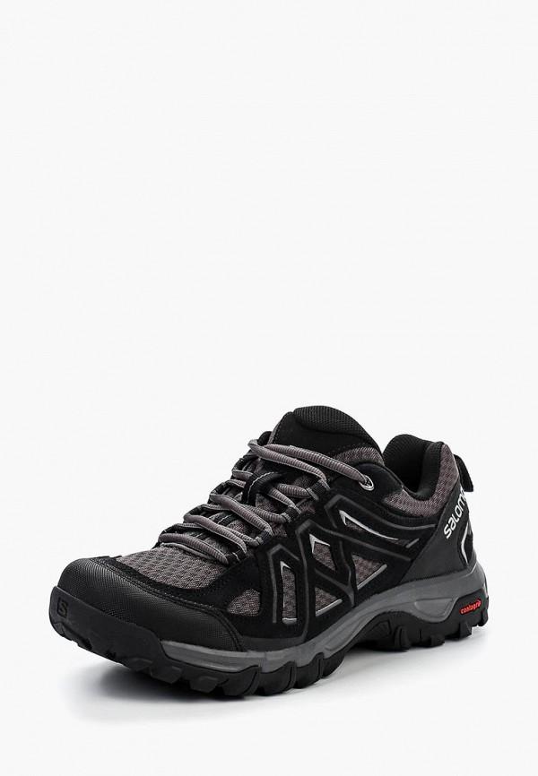 Ботинки трекинговые Salomon Salomon SA007AMPRW36 ботинки salomon salomon sa007awjjl04