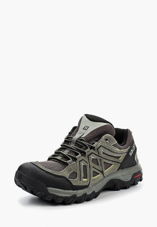 Ботинки трекинговые Salomon Salomon SA007AMPRW37 ботинки для сноубордов salomon pearl boa 2015 2016 37 usa 7 black purple