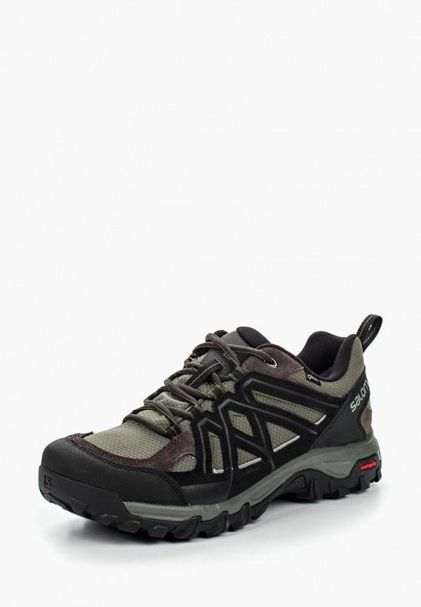 Ботинки трекинговые Salomon Salomon SA007AMPRW38 ботинки salomon salomon sa007awjjl04
