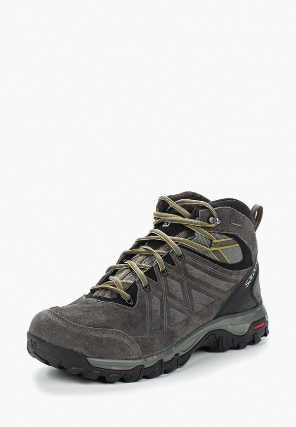Ботинки трекинговые Salomon Salomon SA007AMUHK41 ботинки salomon salomon sa007awjjl04