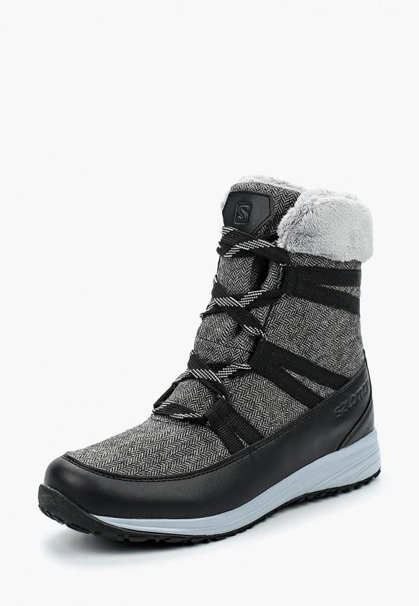 Ботинки Salomon Salomon SA007AWBOMK0 ботинки salomon salomon sa007awjjl04