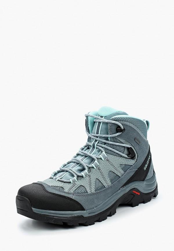 Ботинки трекинговые Salomon Salomon SA007AWBOMK5 ботинки salomon salomon sa007awjjl04