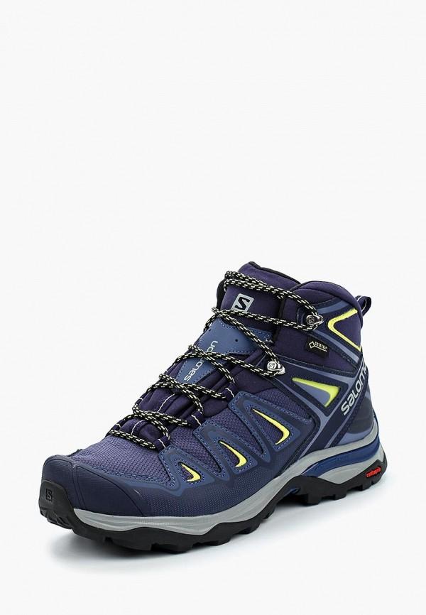 Ботинки трекинговые Salomon Salomon SA007AWBOMK7 ботинки для сноубордов salomon pearl boa 2015 2016 37 usa 7 black purple