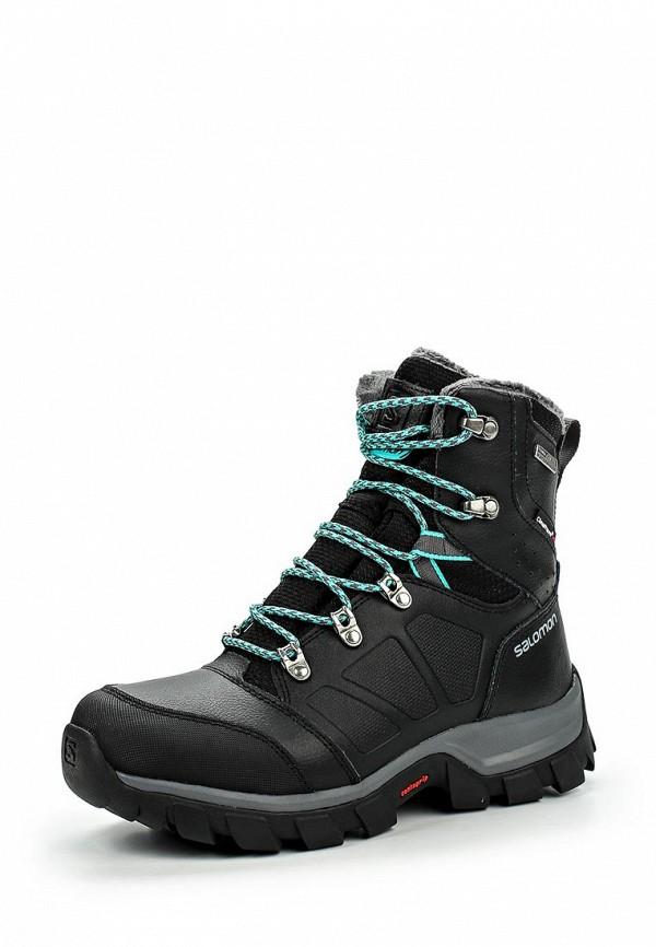 Ботинки трекинговые Salomon L39021100
