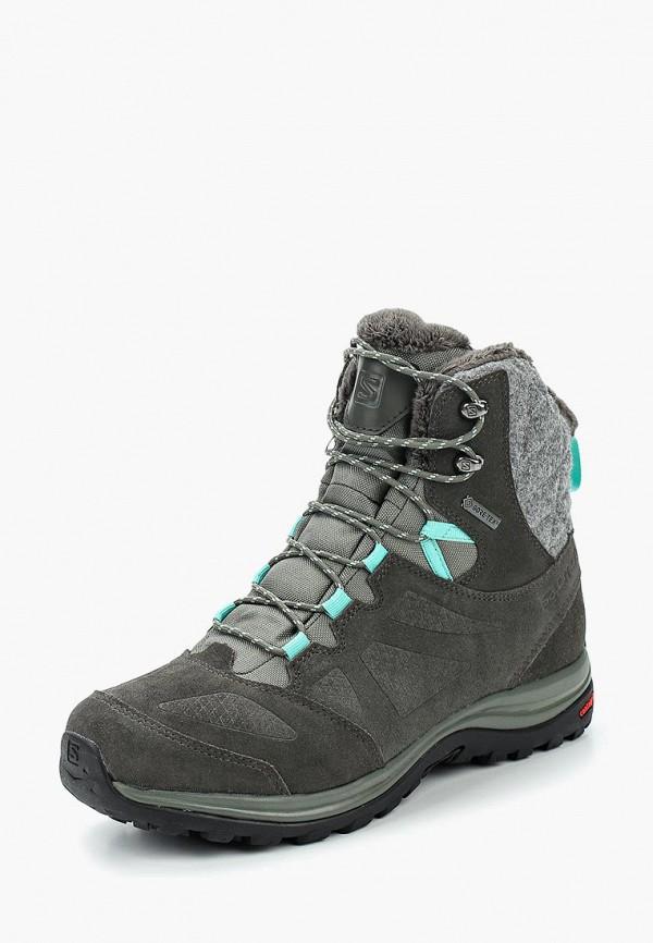 Ботинки трекинговые Salomon Salomon SA007AWUHK68 ботинки salomon salomon sa007awjjl04
