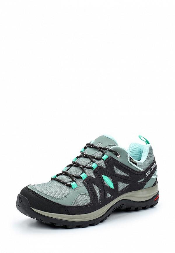 Ботинки трекинговые Salomon Salomon SA007AWUHK79 ботинки salomon salomon sa007awjjl04