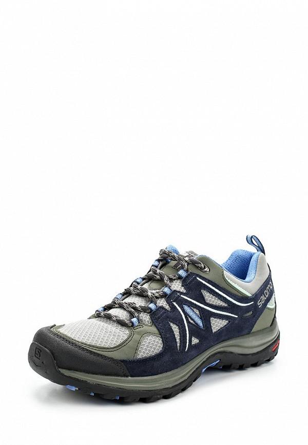 Ботинки трекинговые Salomon Salomon SA007AWZOT27 ботинки salomon salomon sa007awjjl04