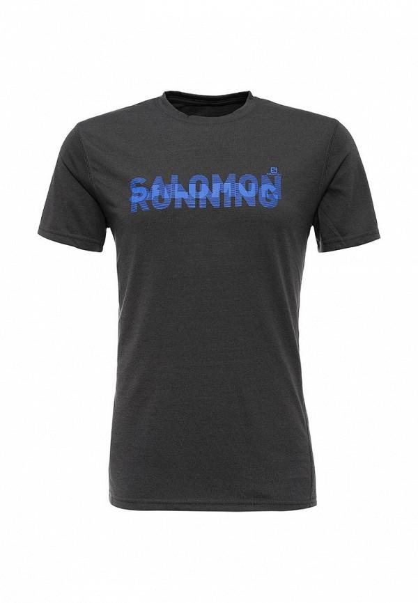 Спортивная футболка SALOMON (Саломон) L39111900