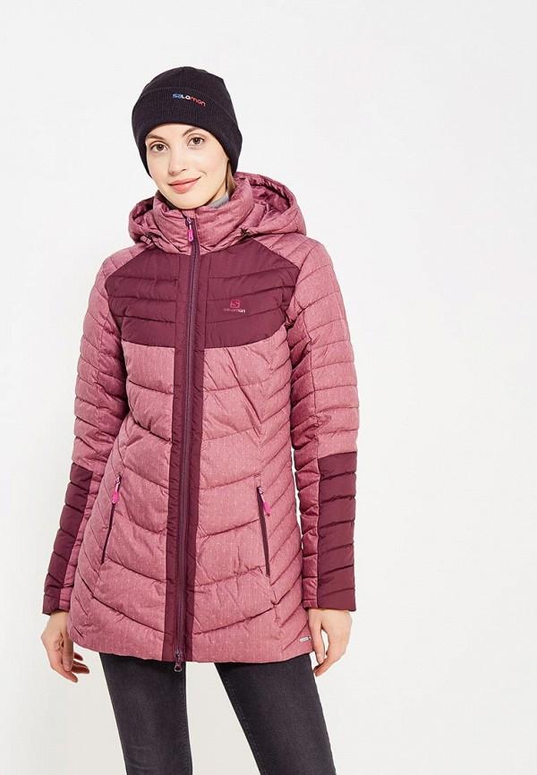 Фото Куртка утепленная Salomon. Купить с доставкой