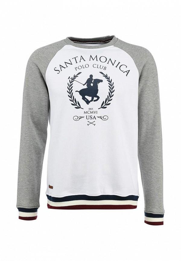 Свитшот Santa Monica Polo Club